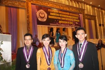 Graduation FKM Unsrat
