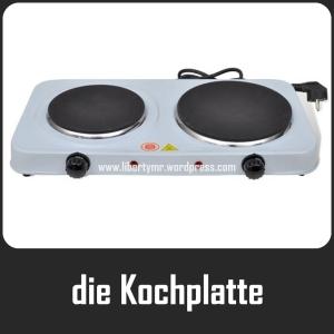 Kochplatte