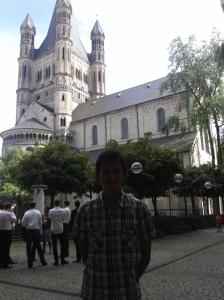 Jalan-jalan ke Köln