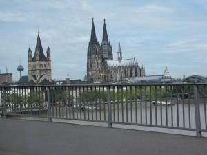 Jalan-jalan di Köln