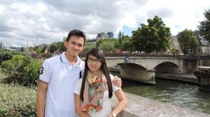 Liburan di Paris