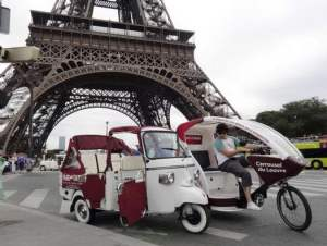 Transportasi di Paris