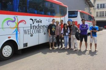 City Tour Rakornas ISMKMI