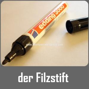Filzstift