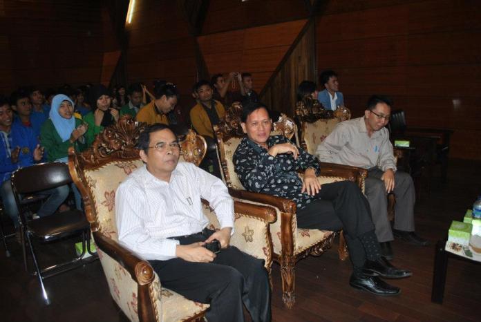 Malam kesenian dan Opening Ceremony Rakornas ISMKMI