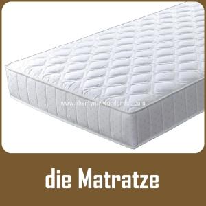 Matratze