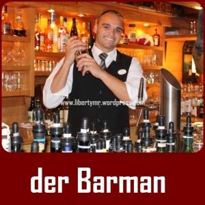 der Barman