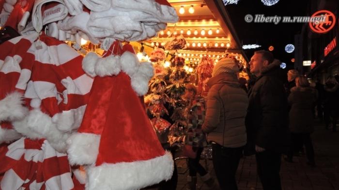Weihnachtsmarkt Hannover 2014