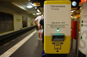 Angkutan umum di Berlin