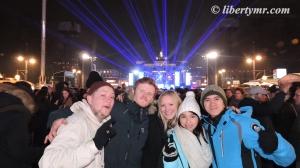 Pergantian Tahun di Berlin Jerman