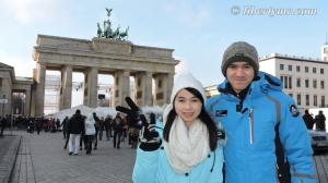 Liburan di Berlin