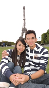 Menara Eiffel Paris
