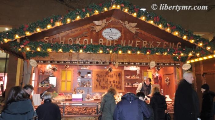 Pasar natal di jerman