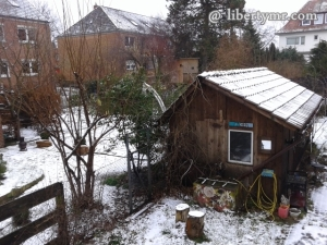 Proses pembentukan salju