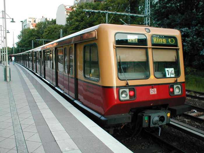 Transportasi Umum di Berlin Jerman