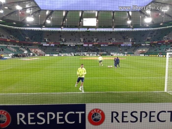 Nonton Europa League VFL Wolfsburg vs Inter Milan