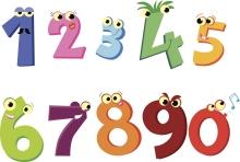 bilangan dalam bahasa jerman