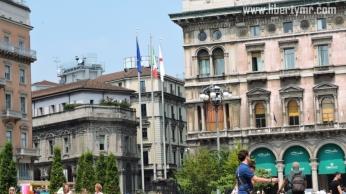 Liburan di Milan Italia, Duomo Milano & Galleria Vittorio Emanuele II (15)