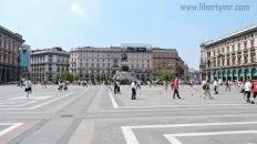Liburan di Milan Italia, Duomo Milano & Galleria Vittorio Emanuele II (19)