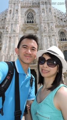 Liburan di Milan Italia, Duomo Milano & Galleria Vittorio Emanuele II (22)