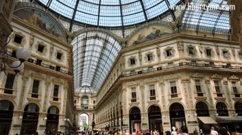 Liburan di Milan Italia, Duomo Milano & Galleria Vittorio Emanuele II (31)