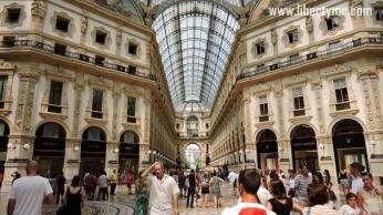 Liburan di Milan Italia, Duomo Milano & Galleria Vittorio Emanuele II (35)