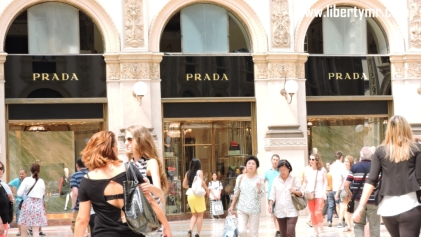 Liburan di Milan Italia, Duomo Milano & Galleria Vittorio Emanuele II (37)