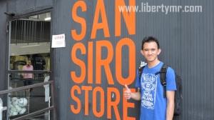 San Siro Store