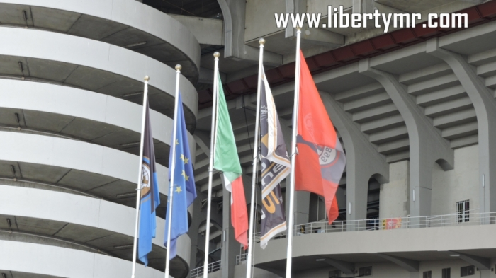 Milano : Kandang dua klub besar Italia
