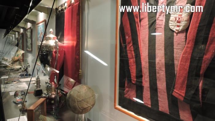 Jersey legenda AC Milan