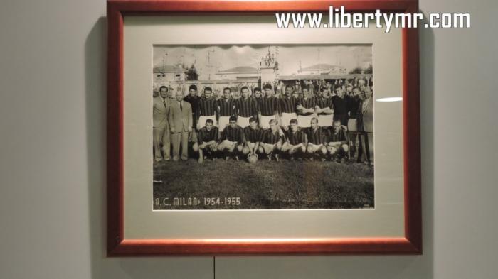 Squad AC Milan musim 1954-1955