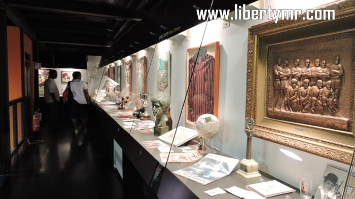 Koleksi bersejarah AC Milan
