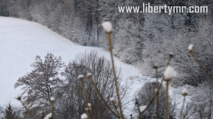 Salju di Jerman