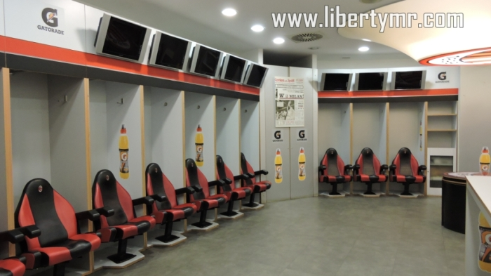 Stadion Giuseppe Meazza San Siro di Milan (3)