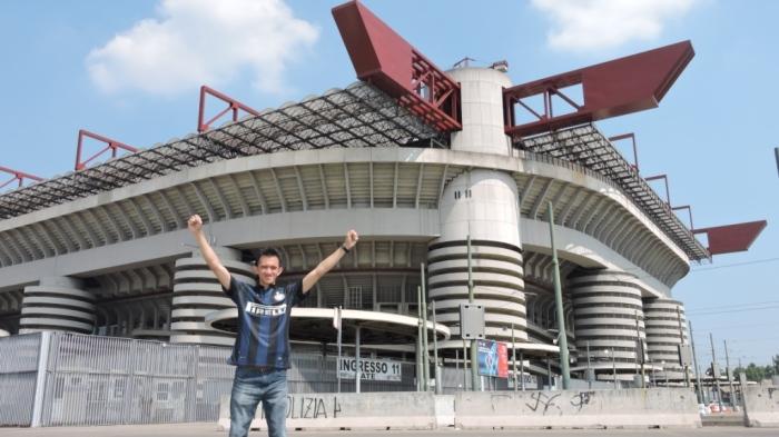 Stadion Giuseppe Meazza San Siro Milan